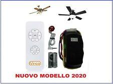Vinco Kit telecomando per ventilatore da soffitto a pale universale per tutti