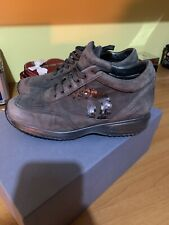 LOTTO Stock N.2 Scarpe GEOX BALLERINE + MOCASSINO Visone Brogue grey N.38 SALDI | eBay