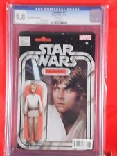 Marvel Comics STAR WARS #1 CGC 9.8 ACTION FIGURE VARIANT COVER 3/15