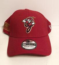 Greensboro Grasshoppers MiLB New Era 39FIFTY Hat Cap Medium-Large