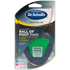 Dr. Scholl�€™s Pain Relief Orthotics for Ball of Foot Pain, 1 Pair - One Size Fits