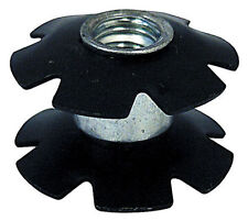 """Bike Ahead Headset Cycle Fork Star Fangled Nut. Suitable for 1"""" or 1 1/8"""" Forks"""