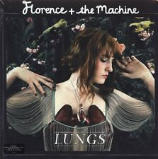 Florence and the Machine Lungs 1LP Vinyl Gatefold 2009 Moshi Moshi