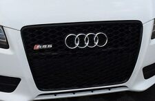 2007 - 2012 SUPER RARE AUDi A5 8T MESH SPORT Grill Grille RS5 STYLE - NEW