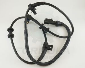 ABS Wheel Speed Sensor-4WD Front Formula Auto Parts ABS25