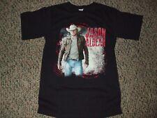 Jason Aldean 2012 Concert T-Shirt Small