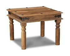 Jali Solid Sheesham Indian Rosewood 45 CM Wide Coffee Table/Lamp Table