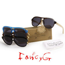 Cool Style Bamboo Wood Fashion Sunglasses UV 400 Protection x 12 Assorted