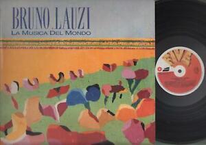Lauzi Bruno - La musica del mondo