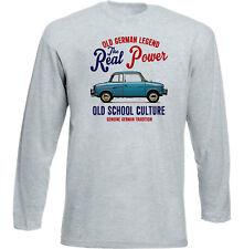 VINTAGE VOITURE ALLEMANDE NSU PRINZ 1-Nouveau T-shirt en coton