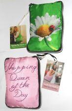 faltbare Ballett Sport Shopping Tasche Bag ca 57x34x12cm pink