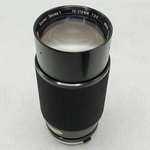 Vivitar Series 1 70-210mm F3.5 VMC Zoom Lens for Olympus OM Mount SLR Cameras