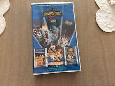 Universal Studios Florida Souvenir VHS Tape
