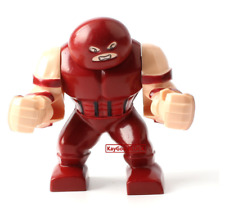 Juggernaut mini building toys figure go dp marvel comics x men leg deadpool to