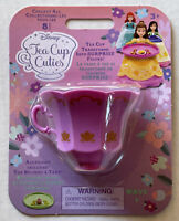 NEW Disney Tea Cup Cuties Princess Figure with Tray Wave 1 Belle