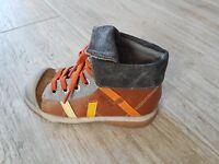 Chaussures Garçon 27 - Neuves Babybotte - Modèle ARTISTE2 caramel (83.50 €)