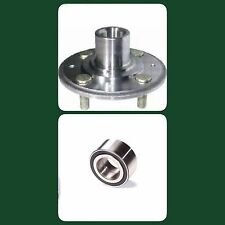 FRONT HUB & BEARING FOR HONDA PRELUDE (1988-1989) LEFT OR RIGHT NEW FAST SHIP