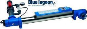 Blue Lagoon Ozon UV-C 75Watt Schwimmbecken Schwimmbad Pool