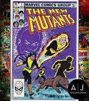 New Mutants #1 VF/NM 9.0 (Marvel) 1983