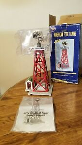 American Flyer 6-49814 S Scale 4-Light Floodlight Tower #774 Lionel