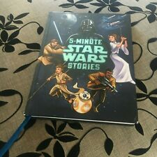 CHIRPY BIRD/ DISNEY. 5-MINUTE STAR WARS STORIES, 9781760127183