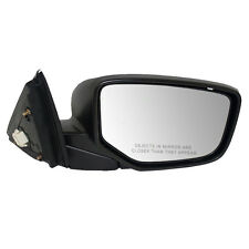 NEW Black Power Side View Mirror RH / FOR 08-12 HONDA ACCORD COUPE 2031975
