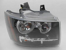OEM 2007-2014 Chevrolet Avalanche Tahoe Passenger Halogen Headlamp Headlight
