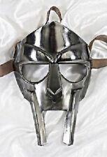 MILD STEEL GLADIATOR FACE MASK Hand Forged sca larp  roman armor mf doom