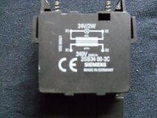 Lampholder Siemens 3SB34-00-3C  3SB34003C