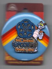 Walt Disney World Figment Epcot Center 30th Anniversary Pin on Button Pin