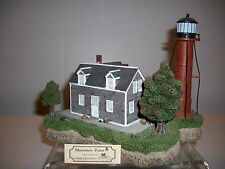 Monomoy Point, Ma Lighthouse by Harbour Lights. No. Hl269 Dated 01/01/02