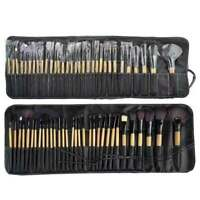 32pcs Professional Makeup Brushes Set with black bag