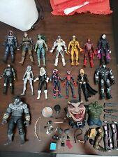 Marvel Legends & Select Lot of 15 Figures and BAF parts