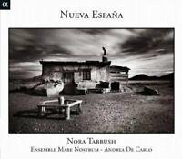 Ensemble Mare Nostrum - Nueva Espana: Chants and Danses [CD]