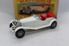 Matchbox Models of yesteryear Y-10 1928 Mercedes 36/220