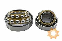 BMW 1 / 3 SERIES TYPE 168 DIFF PINION BEARINGS LARGE AND SMALL GENUINE OEM