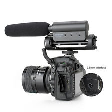 Shotgun Microphone Mic Camera Rode Condenser Camcorder Videomic Video 14 Canon