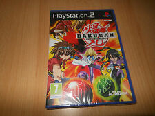 Sony Playstation 2 PS2 ~ Bakugan Battaglia Brawlers ~ Nuovo Sony Sigillato Pal