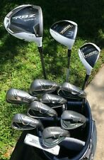 TAYLORMADE ROCKETBALLZ FULL SET Men's RH REGULAR 1W 3W 3H 4-LW Putter (12 Clubs)