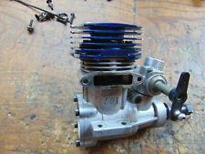 ALIGN 50H HELI ENGINE & ZIMMERMAN MUFFLER RE-BADGED OS 50 SX-H HYPER RUNS WELL