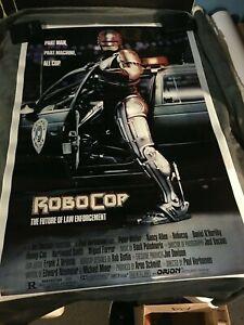 ROBOCOP Movie POSTER 24x36 1987