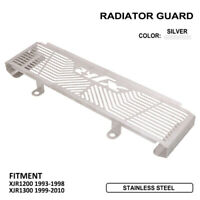 Radiator Grille Guard Cover For Yamaha XJR1200 1993-1998 XJR1300 1999-2010
