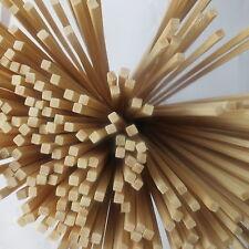 100+15 Extra Free Candy floss machine sticks 11'' Candy Floss Wooden Sticks new