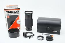 Tamron SP 80-200mm f2.8 LD (30a) adaptall 2 +Pentax K Mount Lens+FAST Zoom++SET