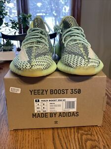 Yeezy Boost 350 V2 Yeezreel (Non-Relective) FW5191  Size 9 100% Authentic DS