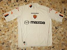 Maillot trikot maglia jersey shirt AS ROMA   2003-2004  ITALIA DIADORA XL AWAY