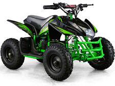 Four Wheeler Kids Electric Battery Mini ATV Dirt Bike Boys Girls Titan 24V Green