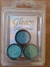 Gleam Craft Set Peacock Gilding Wax