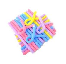 10Pcs/set Curler Makers Soft Foam Bendy Twist Curls DIY Styling Hair Roller Tool