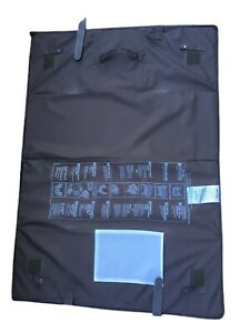 Graco Pack N Play Replacement Bag Carrying Case Travel Pack Zip up Carry Brown